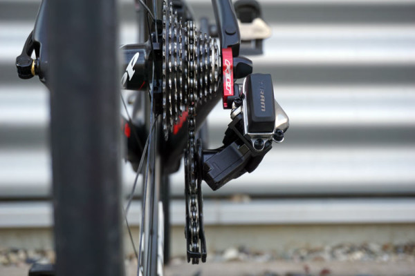 Sram Red Etap Unveiled F1 Inspired Wireless Paddle Shifting Is
