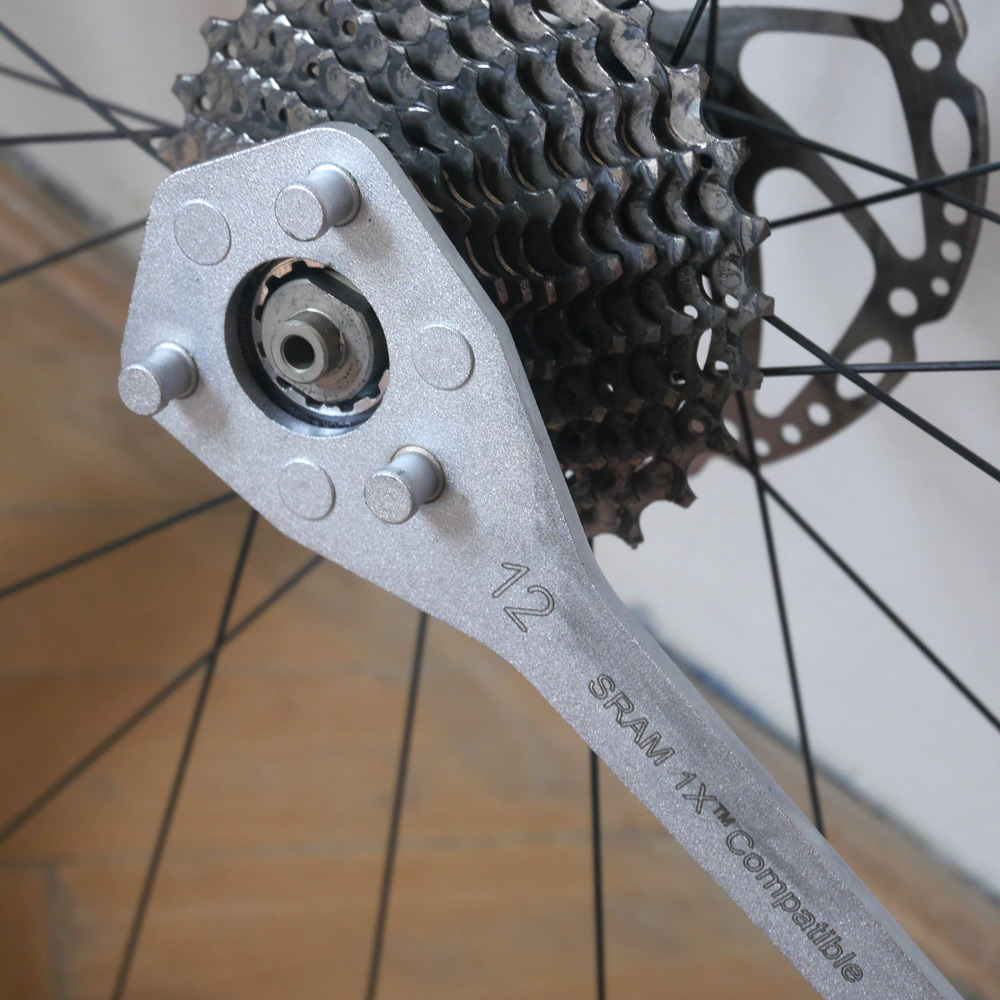 Unior Bike Uniquetools Test P Handle Torxes Cassette Tools And