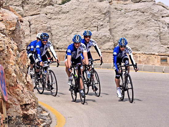 Two weeks to burning more calories on the bike - Peaks Coaching Group