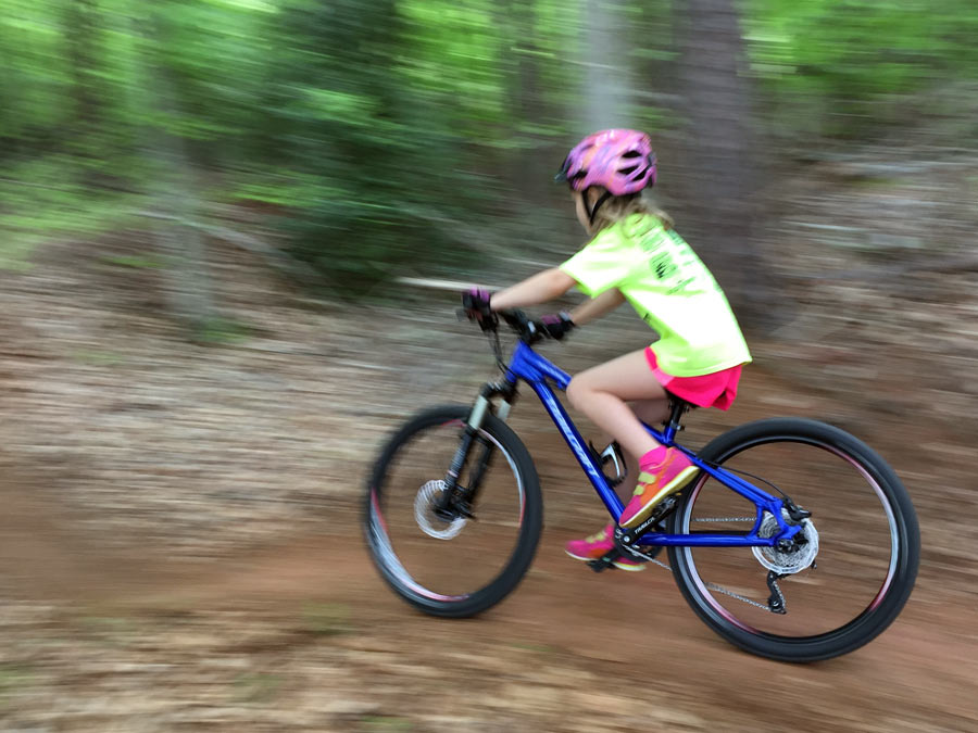 Trailcraft Kids Mountain Bike Unboxed Weighed Amp First