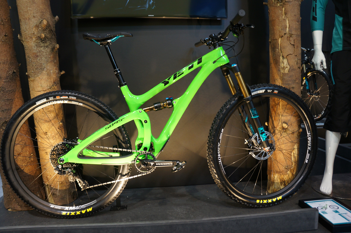 Eb15 Yeti Switches To 29 Quot Wheels For Sb4 5c Trail Bike