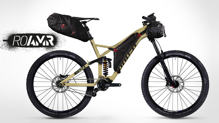 Eb15 Ghost Bikes Goes Overland And Overboard W New Ro Amr