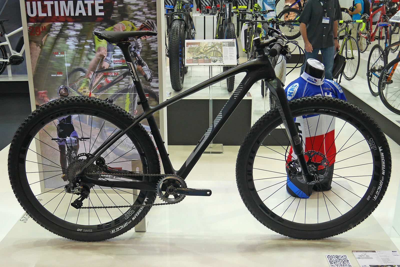 EB15: BH Walks Us Through their new Ultimate Hardtails and G7 Disc ...