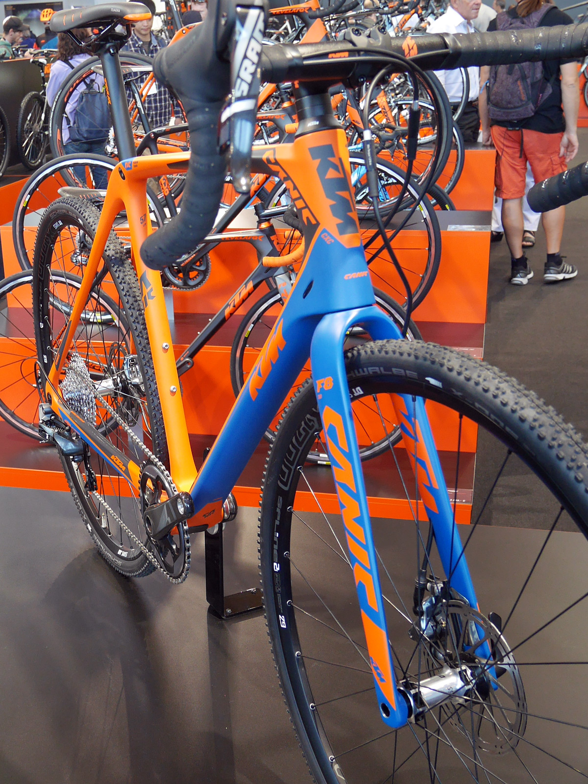 eb15 more ktm updates to the road revelator and canic cyclocross bikes bikerumor. Black Bedroom Furniture Sets. Home Design Ideas