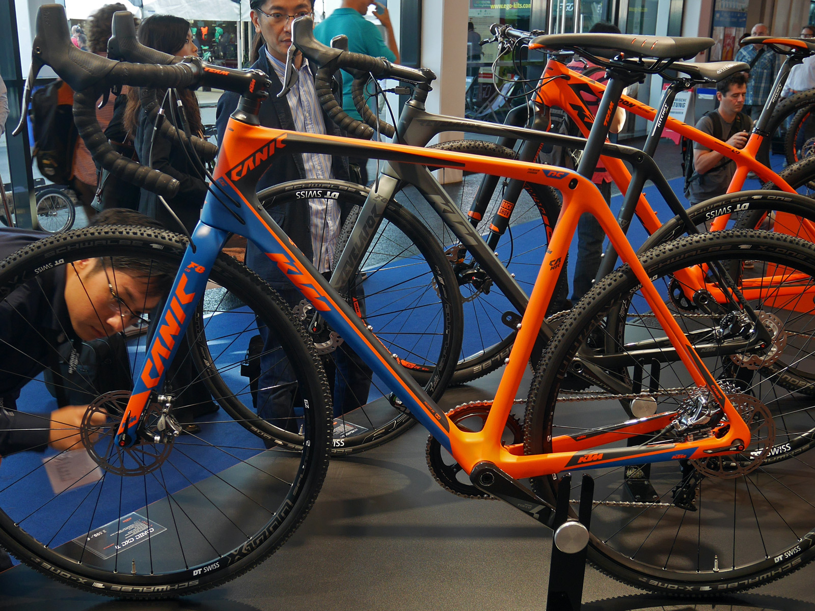EB15: More KTM - Updates to the road Revelator and Canic cyclocross ...