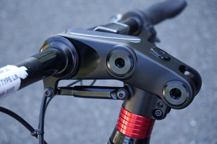 Eb15 Naild Reinvents Front Suspension Stem And Fork System For