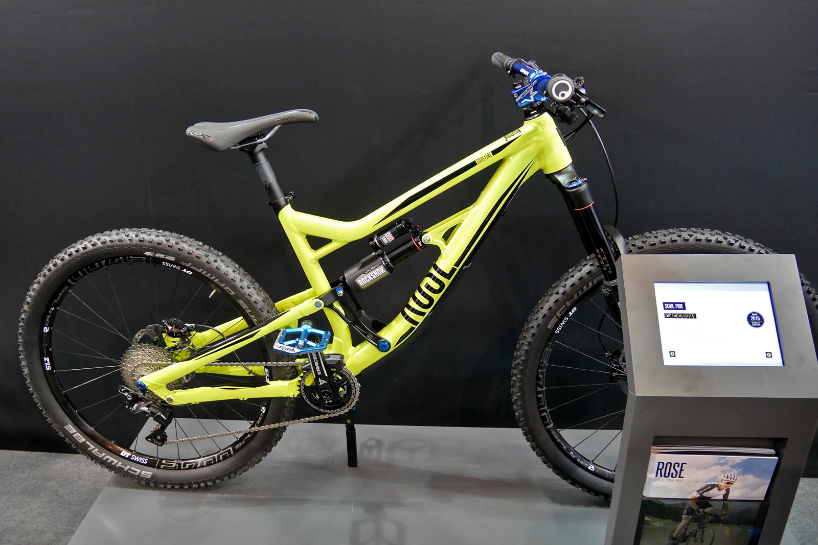 Eb15 Rose Boosts Their Popular Soul Fire Park Bike To 27 5 For