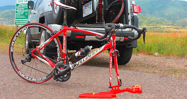 Steepgrade S In Car Bike Racks Make Bike Moving Simple And