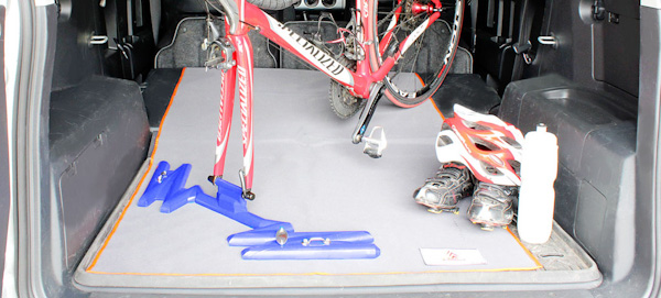 Steepgrade S In Car Bike Racks Make Bike Moving Simple And Secure
