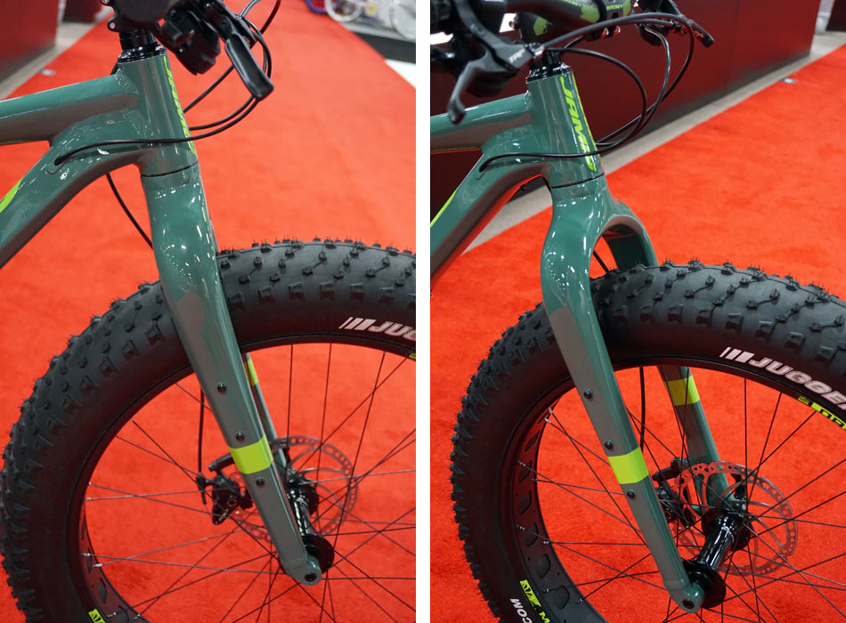 Ib15 Jamis Mountain Bikes Get Fatter And Faster New