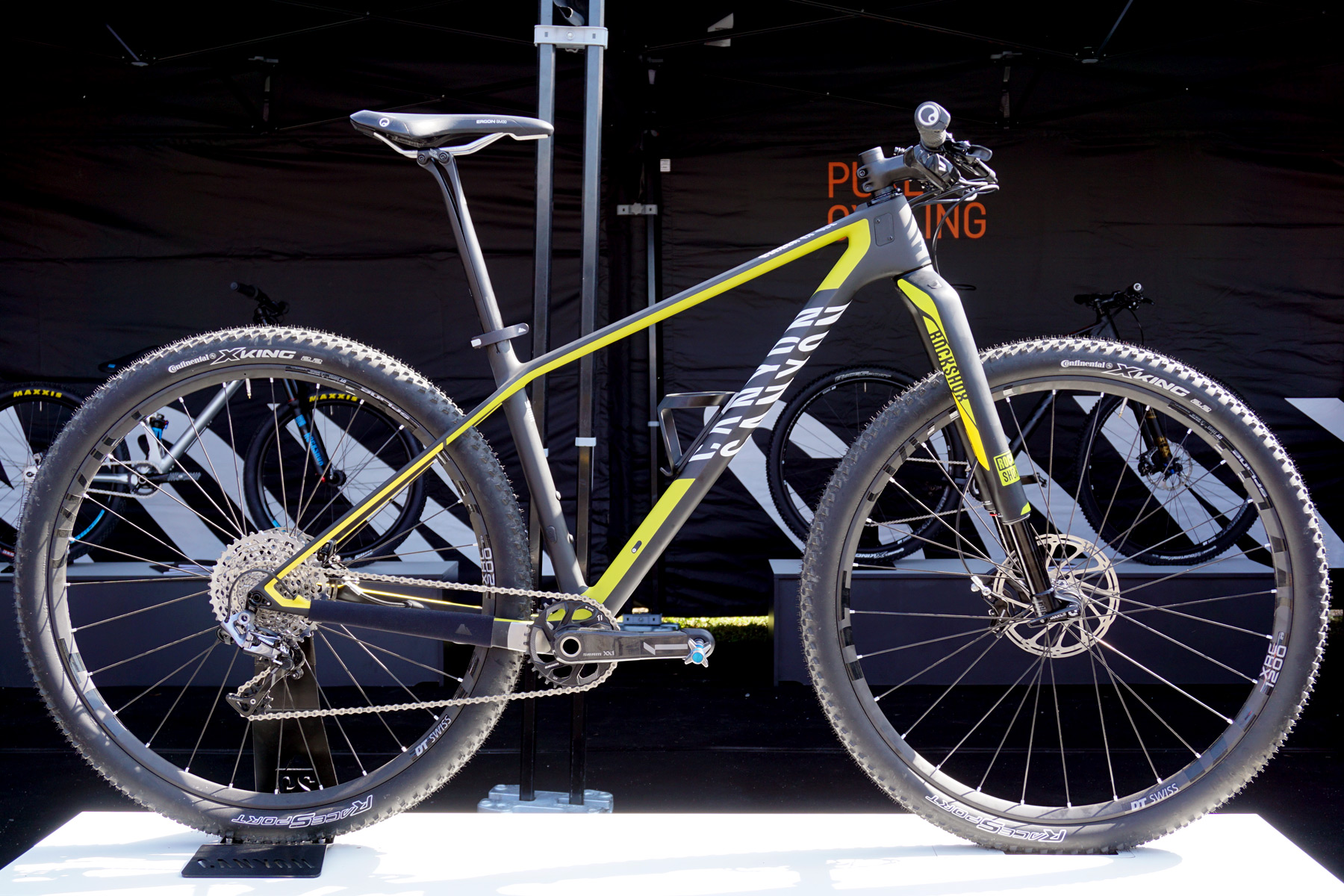 EB15: Canyon leads several mountain updates with new Exceed CF SLX