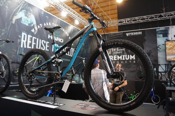 Dual Suspension Haro Mtb >> Haro Shifts Into Full Suspension With Standard And Plus Size Tires