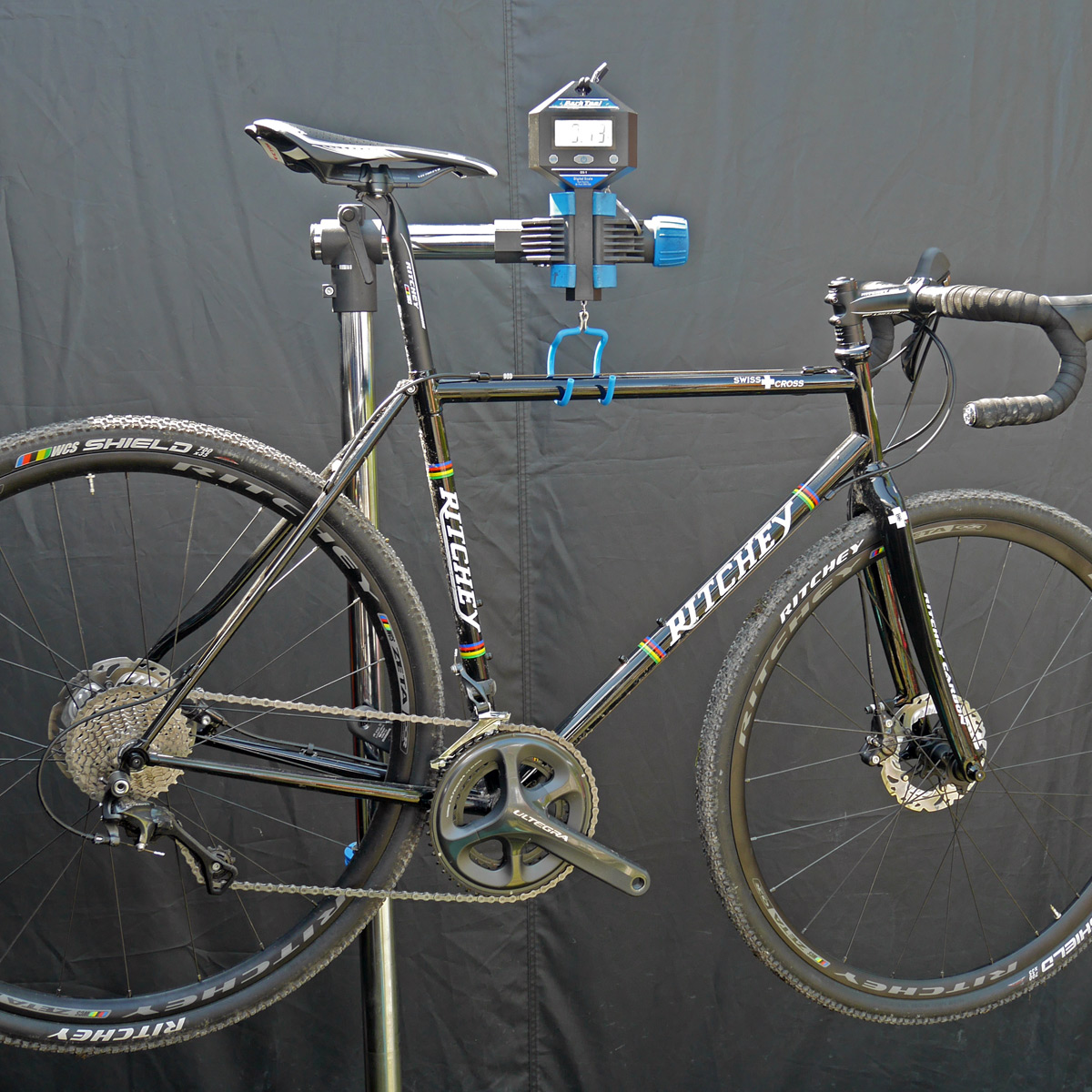 One Ride Review: Ritchey\u0027s Swiss Cross Disc with new Shield tires ...