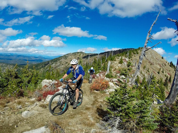 bikerumor pic of the day rossland, bc, seven summits