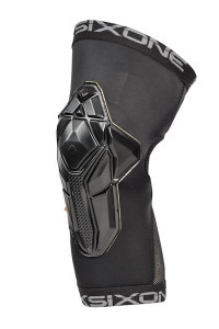 sixsixone's recon knee pads, product shot