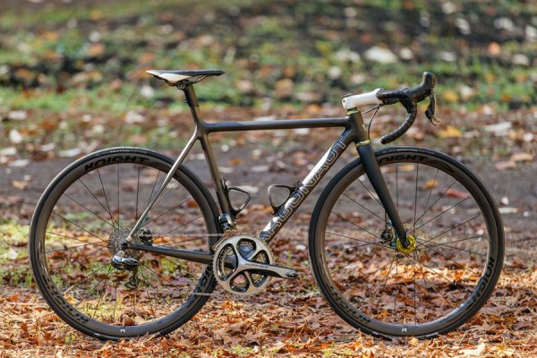 2016 Argonaut Cycles road bike now available with flat mount disc brakes T47 threaded bottom bracket and thru axles