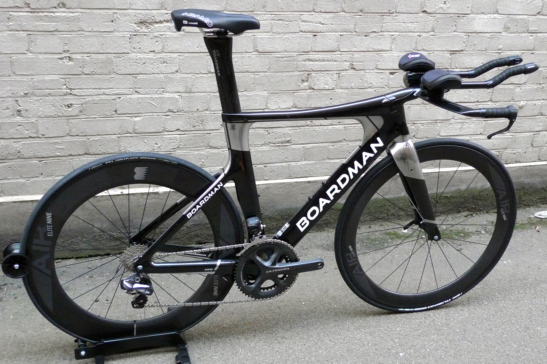 Boardman Races The Clock With New Carbon Tt Track Tri And Aero