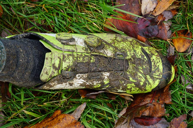 Northwave Extreme XC mountain bike shoes review and actual weights
