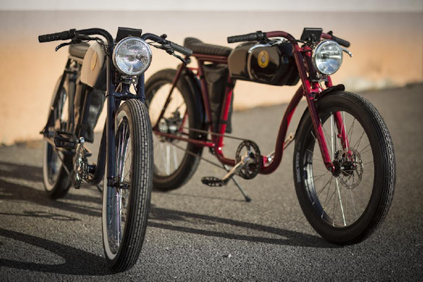 Oto Cycles Releases New Cafe Racer Inspired RaceR E Bike Updates OtoR And OtoK Models