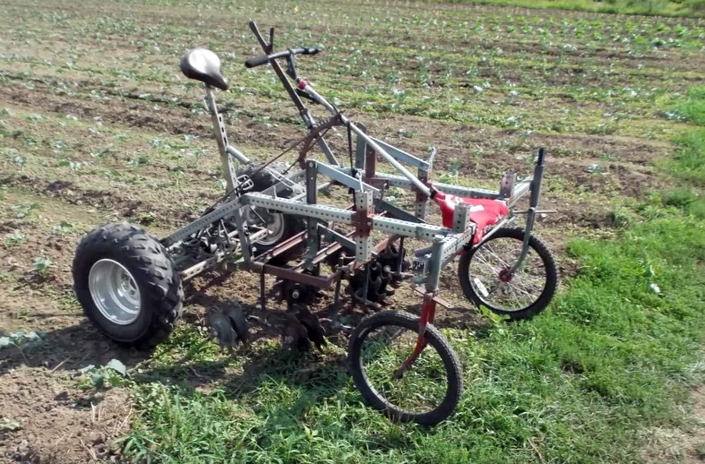 Bicitractor lets you harvest parts and build your own ...