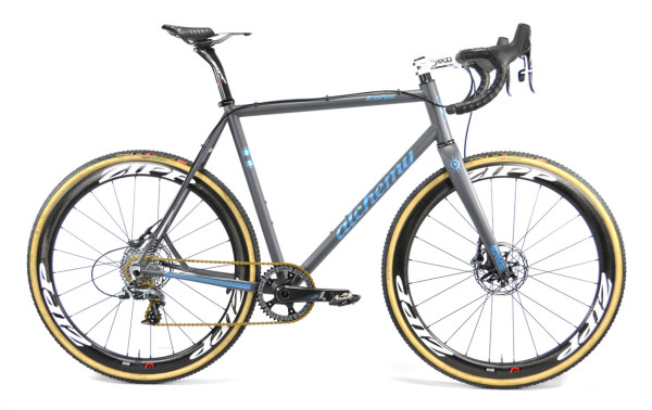 Alchemy introduces more affordable steel Konis cross and Kyros road bikes - Bikerumor