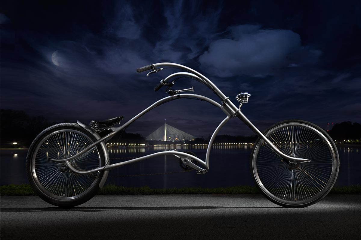 Ono Bikes Debuts Two Eye Catching Lowriders And The Electro