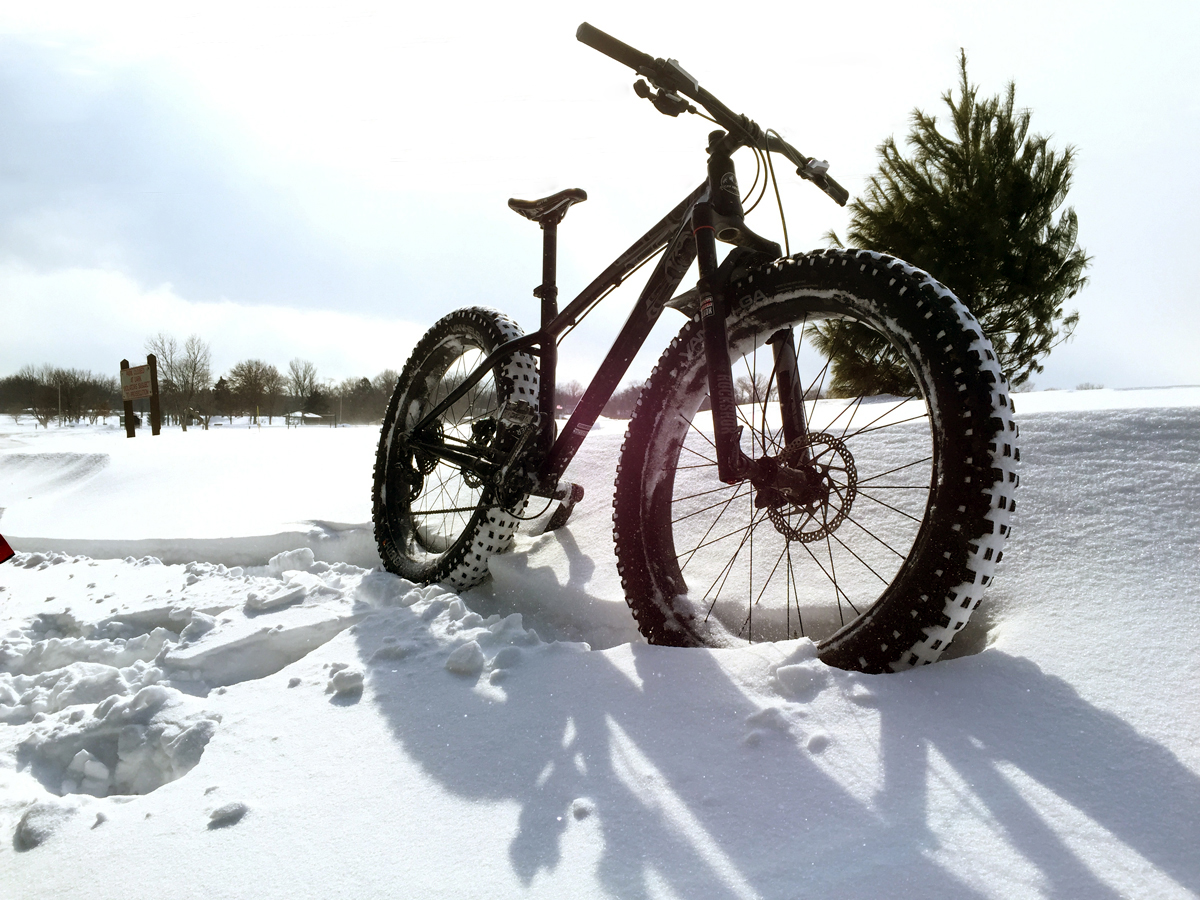 Review Rocky Mountain Blizzard Is A Fat Bike For All