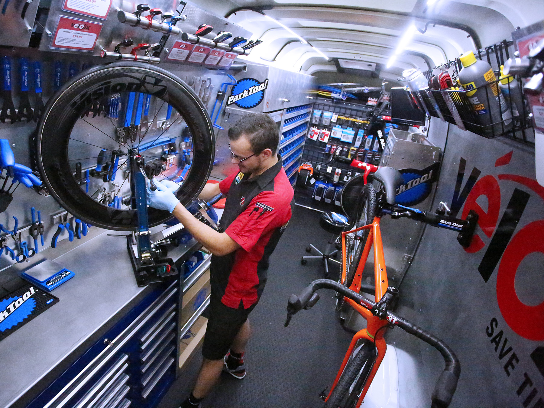 Velofix S Mobile Repair Service Will Now Deliver A New