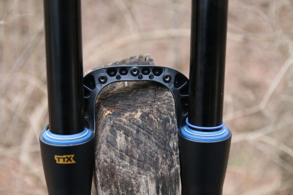 ohlins RXF mountain bike fork 29 160 140 120 actual weight (7)