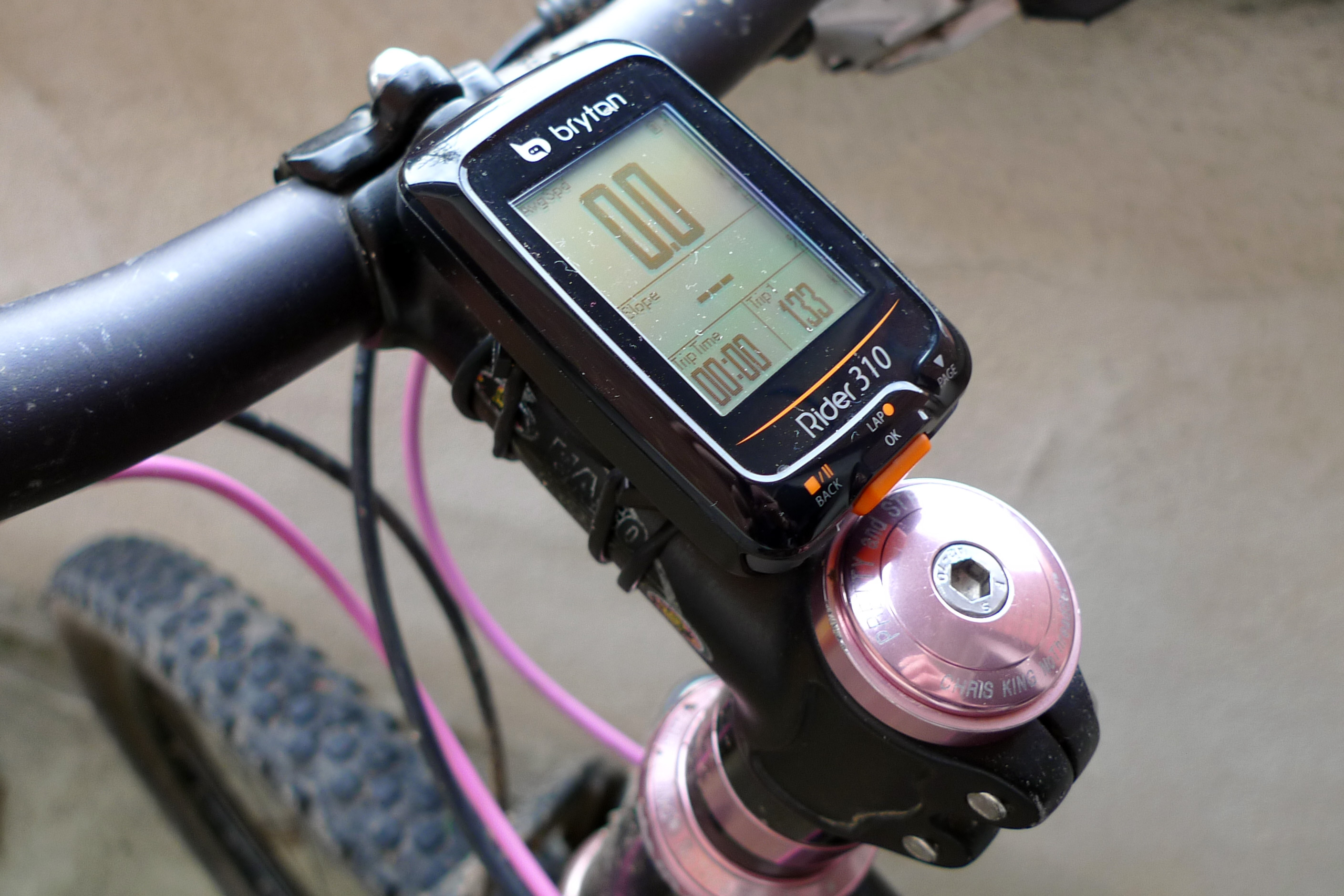 Best Cycling Computer >> Review Bryton Rider 310 Affordable Gps Tracking Cycle