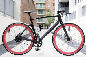 Vanhawks-Valour_smart-connected-city-bike_internal-gear-hub-red-wheel-complete