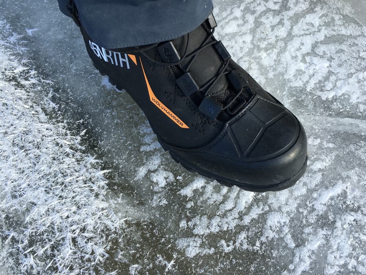 Winter Boot Roundup Pedaling With The 45nrth W Lvhammer