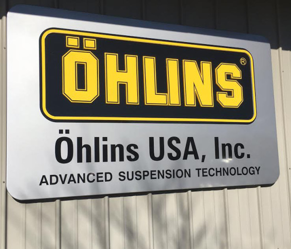 Ohlins USA factory tour