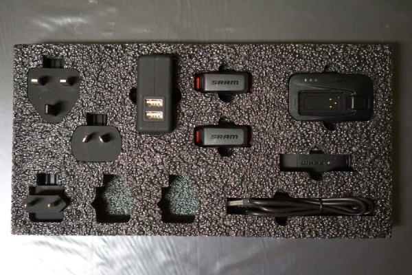 SRAM Red eTAP first rides and actual weights