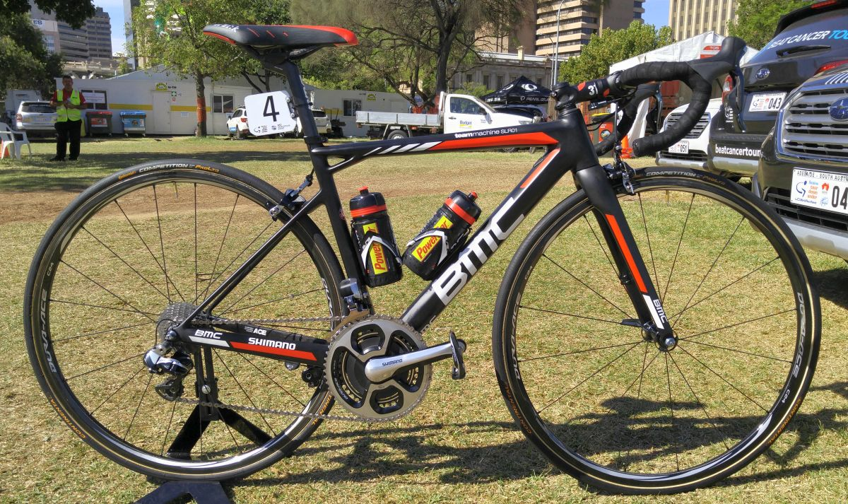 Tdu 2016 Tech Richie Porte S Bmc Teammachine Slr01 Bikerumor