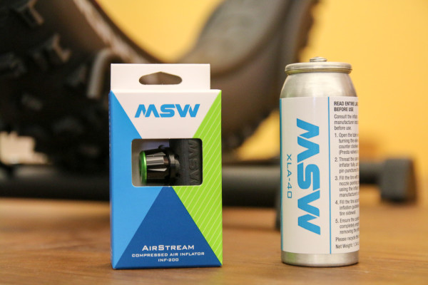 MSW fat tire rack problem solvers tubeless valve mismatch adapter-5