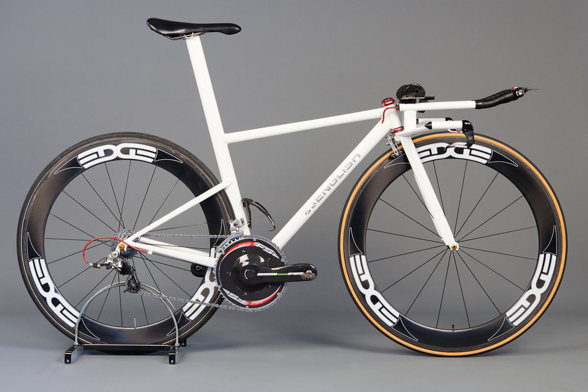 English Cycles 5.8kg carbon and steel superbike   road.cc