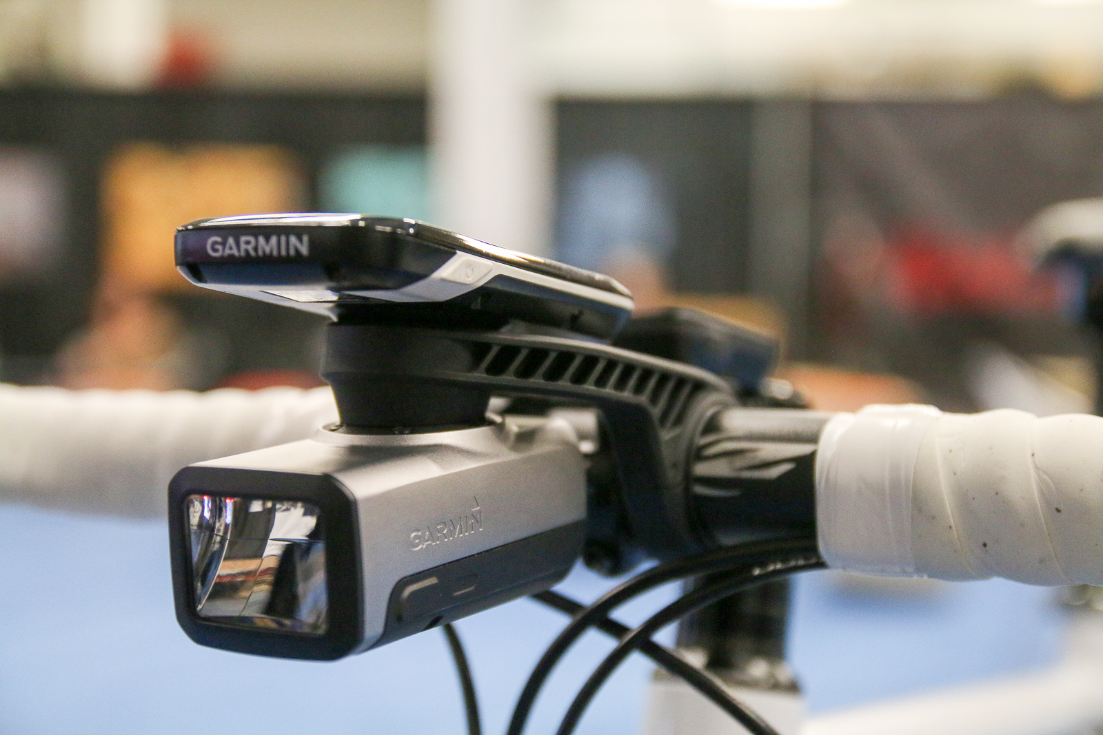 Garmin Works To Perfect The Connected Bike W Varia Smart