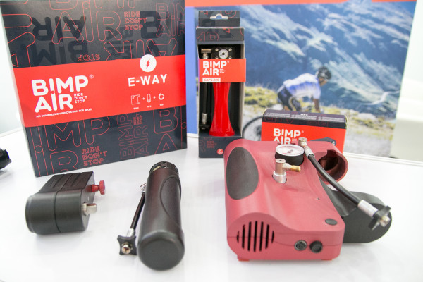 Bimp air tire inflation system auto fill canister compressor