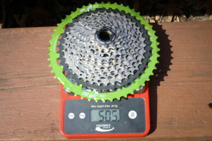 Oneup one up Shark 50t 50 tooth cassette adapter shimano xt wide range 1x-7