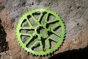 Oneup one up Shark 50t 50 tooth cassette adapter shimano xt wide range 1x-9