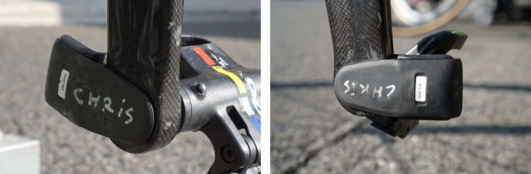 prototype look keo power powermeter pedals with ant-plus for garmin cycling computers