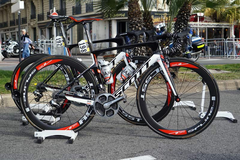 Paris Nice 2016 Tech Gallery Of Bikes From Giant Alpecin Direct