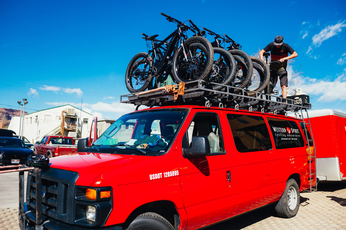 837c34acd6  Vanlife  How to add a roof rack to your adventure vehicle - Bikerumor