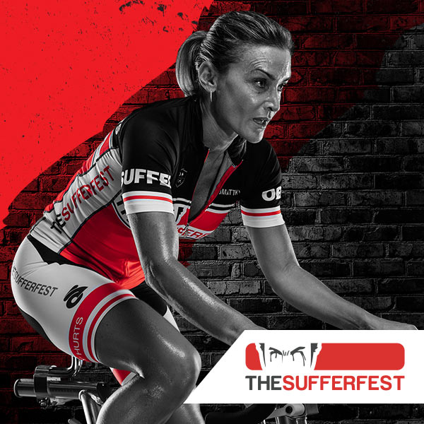 win a free year subscription to the sufferfest cycling trainer app