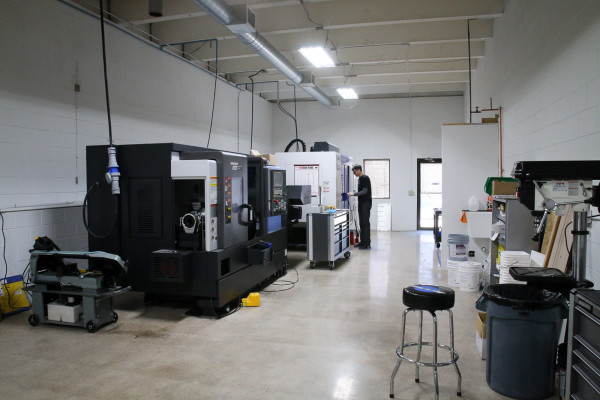 Wolf Tooth Components new facility tour-16