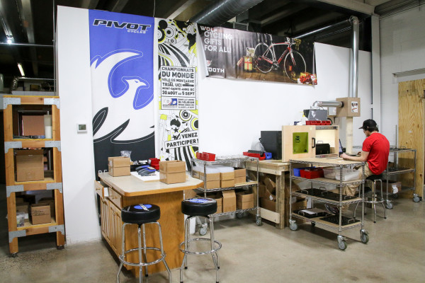 Wolf Tooth Components new facility tour-8