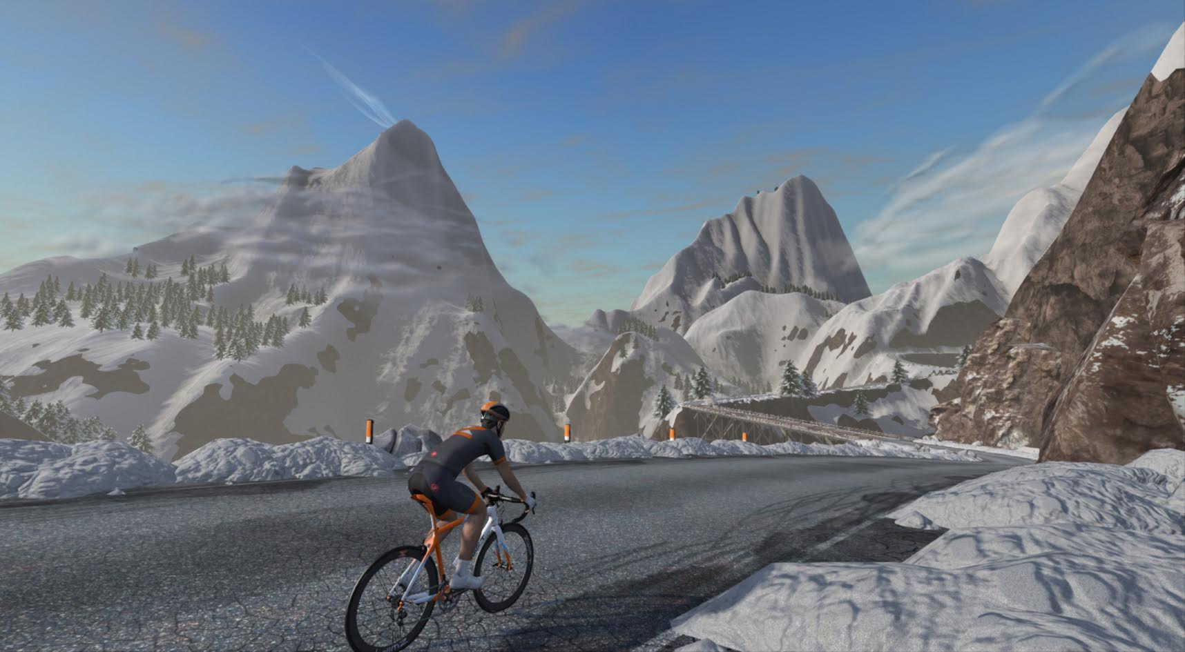Zwift takes training to new heights with Watopia mountain ...