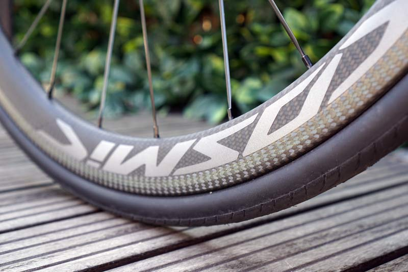 mavic pro carbon sl cosmic and ksyrium road bike carbon clincher wheels first impressions ride review