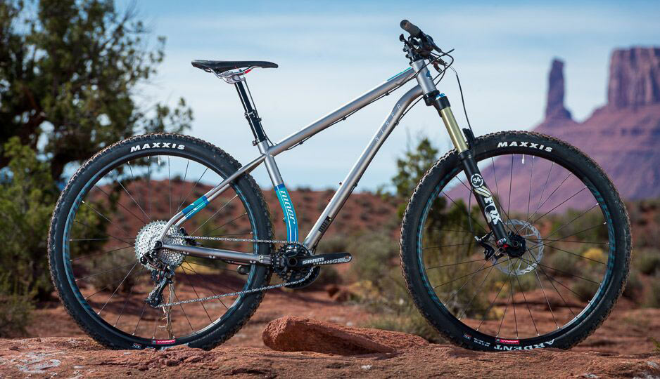 Niner S Steel Sir9 Ros9 Hardtail Mountain Bikes Get New Subdued